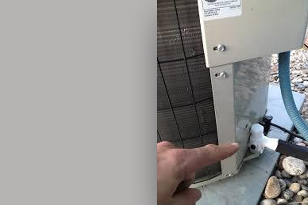 frozen condensor